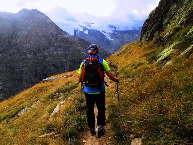 Foto: Andreas Koller / Klettersteigtour / Klettersteig Almagellerhorn (3327m) / 17.11.2015 01:36:39