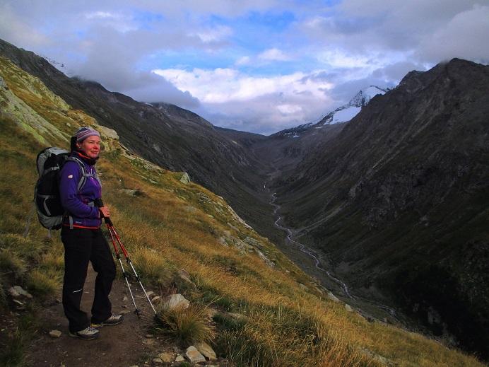 Foto: Andreas Koller / Klettersteigtour / Klettersteig Almagellerhorn (3327m) / 17.11.2015 01:36:28