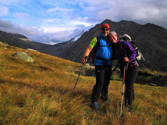 Foto: Andreas Koller / Klettersteigtour / Klettersteig Almagellerhorn (3327m) / 17.11.2015 01:36:18