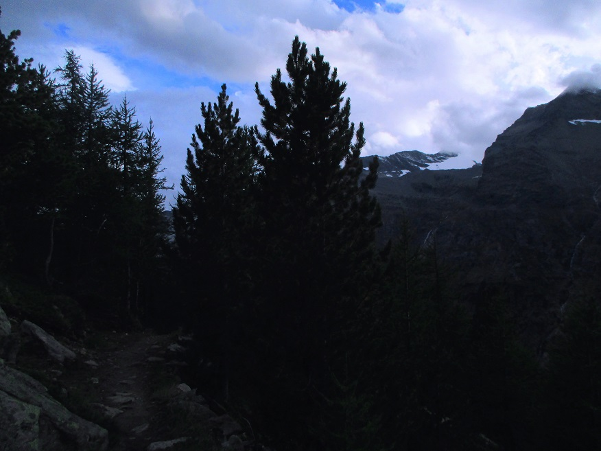 Foto: Andreas Koller / Klettersteigtour / Klettersteig Almagellerhorn (3327m) / 17.11.2015 01:35:43