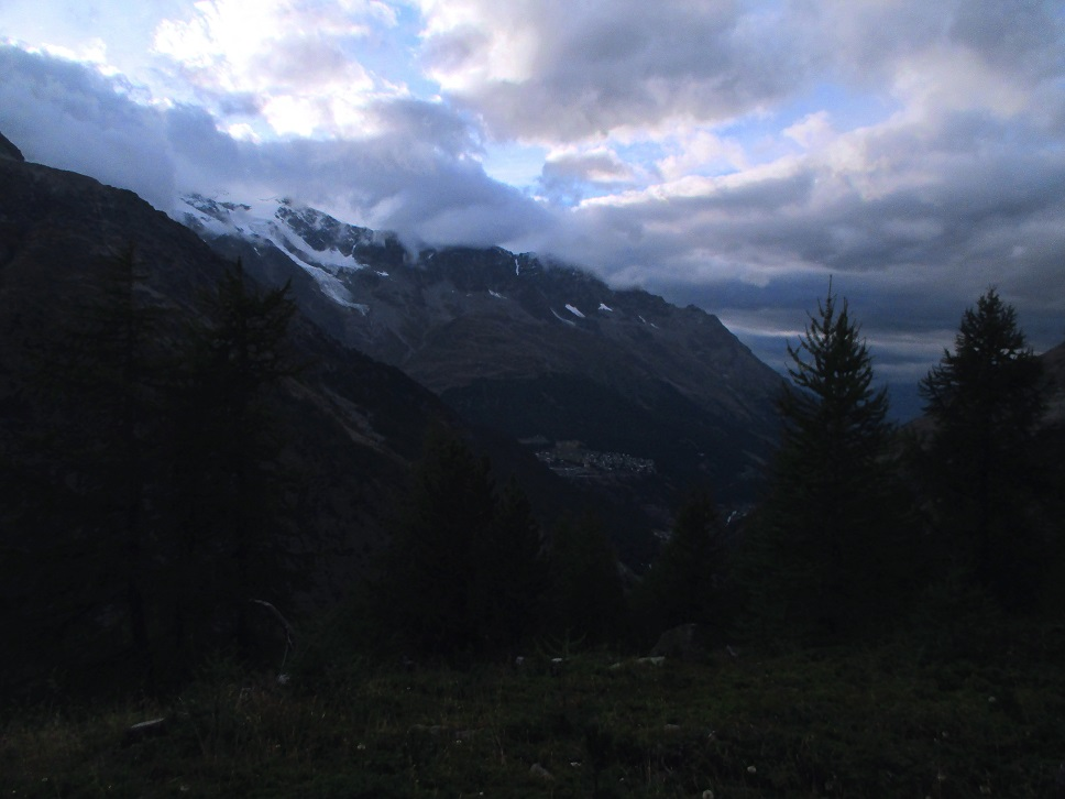 Foto: Andreas Koller / Klettersteigtour / Klettersteig Almagellerhorn (3327m) / 17.11.2015 01:35:32