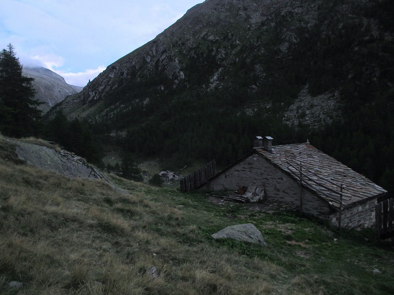 Foto: Andreas Koller / Klettersteigtour / Klettersteig Almagellerhorn (3327m) / 17.11.2015 01:35:13