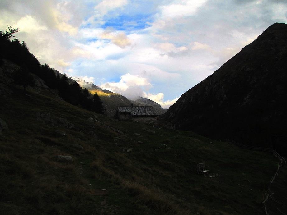Foto: Andreas Koller / Klettersteigtour / Klettersteig Almagellerhorn (3327m) / 17.11.2015 01:34:39