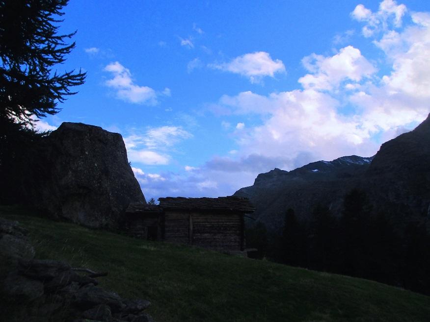 Foto: Andreas Koller / Klettersteigtour / Klettersteig Almagellerhorn (3327m) / 17.11.2015 01:34:29