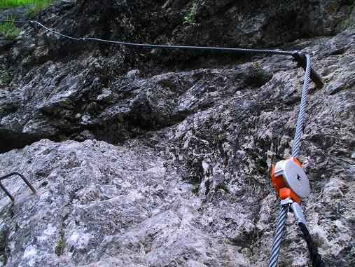 Klettersteig Hausbachfall : Fotogalerie tourfotos fotos zur klettersteig tour