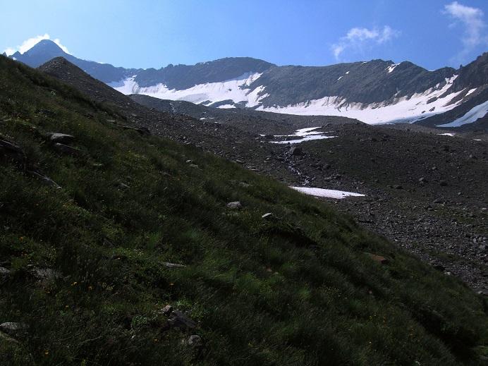 Foto: Andreas Koller / Wandertour / Gross Muttenhorn über Grate und Gletscher (3099m)  / 11.12.2015 23:51:33
