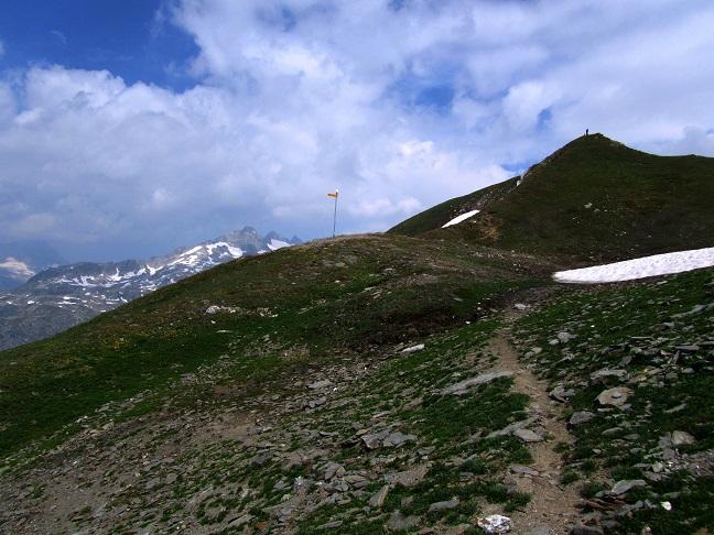 Foto: Andreas Koller / Wandertour / Gross Muttenhorn über Grate und Gletscher (3099m)  / Tälli / 11.12.2015 23:48:01