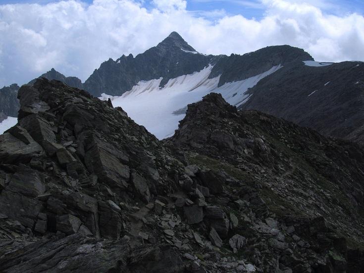 Foto: Andreas Koller / Wandertour / Gross Muttenhorn über Grate und Gletscher (3099m)  / Gross Muttenhorn / 11.12.2015 23:46:18