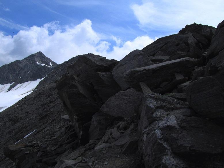 Foto: Andreas Koller / Wandertour / Gross Muttenhorn über Grate und Gletscher (3099m)  / 11.12.2015 23:44:43