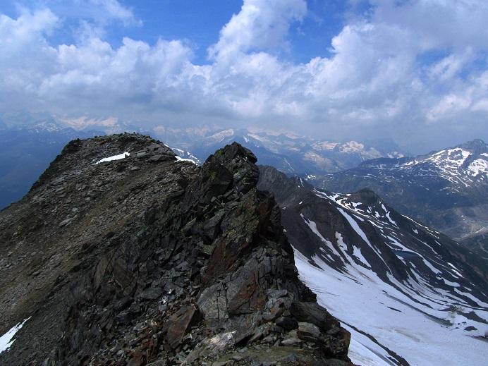 Foto: Andreas Koller / Wandertour / Gross Muttenhorn über Grate und Gletscher (3099m)  / Grat / 11.12.2015 23:43:54