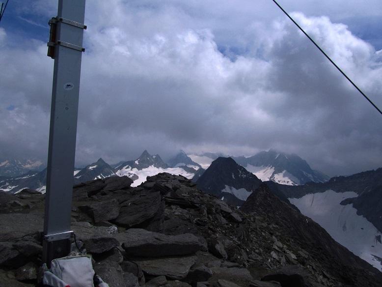 Foto: Andreas Koller / Wandertour / Gross Muttenhorn über Grate und Gletscher (3099m)  / 11.12.2015 23:42:04