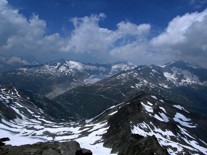 Foto: Andreas Koller / Wandertour / Gross Muttenhorn über Grate und Gletscher (3099m)  / 11.12.2015 23:41:28