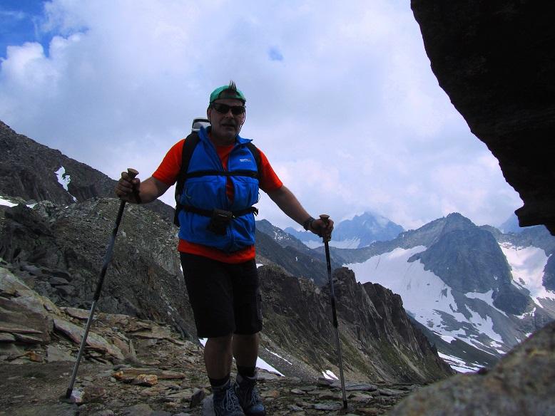 Foto: Andreas Koller / Wandertour / Gross Muttenhorn über Grate und Gletscher (3099m)  / 11.12.2015 23:39:53