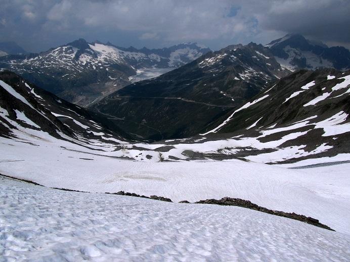 Foto: Andreas Koller / Wandertour / Gross Muttenhorn über Grate und Gletscher (3099m)  / Muttgletscher / 11.12.2015 23:39:15