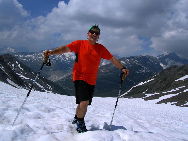 Foto: Andreas Koller / Wandertour / Gross Muttenhorn über Grate und Gletscher (3099m)  / Am Muttgletscher / 11.12.2015 23:38:39