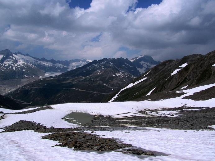 Foto: Andreas Koller / Wandertour / Gross Muttenhorn über Grate und Gletscher (3099m)  / 11.12.2015 23:38:09