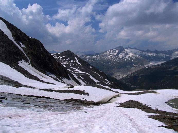 Foto: Andreas Koller / Wandertour / Gross Muttenhorn über Grate und Gletscher (3099m)  / 11.12.2015 23:38:00