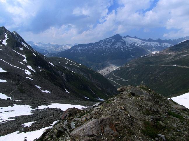 Foto: Andreas Koller / Wandertour / Gross Muttenhorn über Grate und Gletscher (3099m)  / 11.12.2015 23:36:53