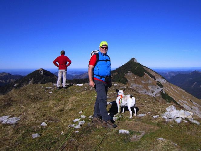 Foto: Andreas Koller / Wandertour / Kammwanderung aufs Gruberhorn (1732m) / Dürlstein / 08.01.2016 01:30:42