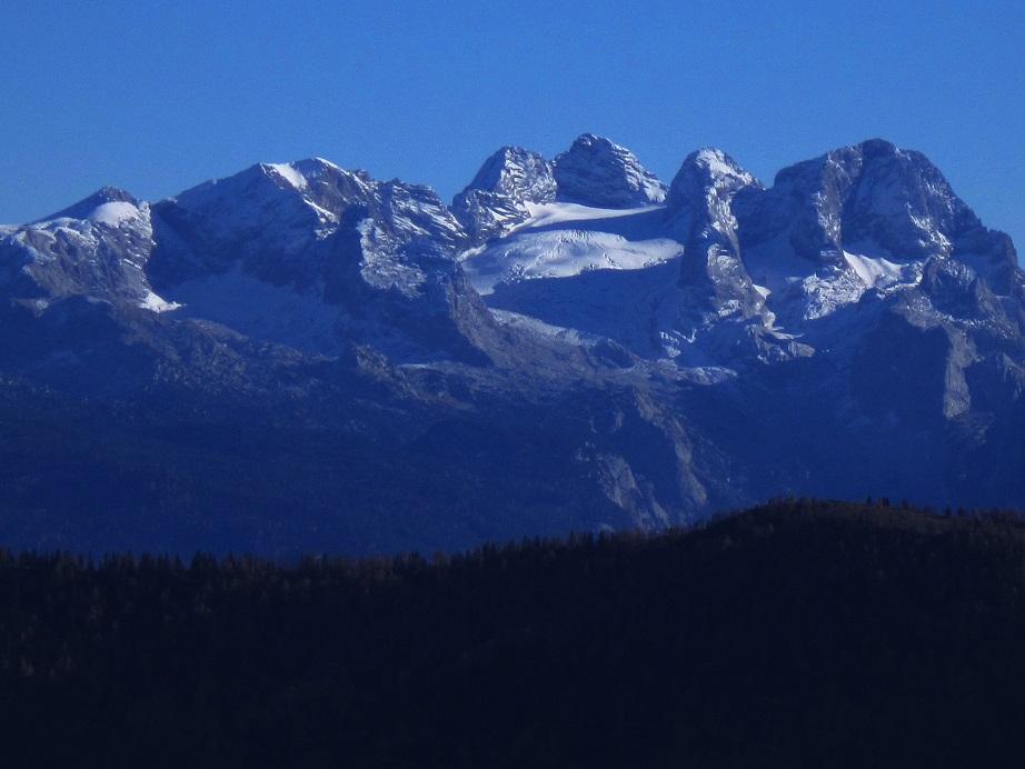 Foto: Andreas Koller / Wandertour / Kammwanderung aufs Gruberhorn (1732m) / Dachstein (2996m) / 08.01.2016 01:24:35