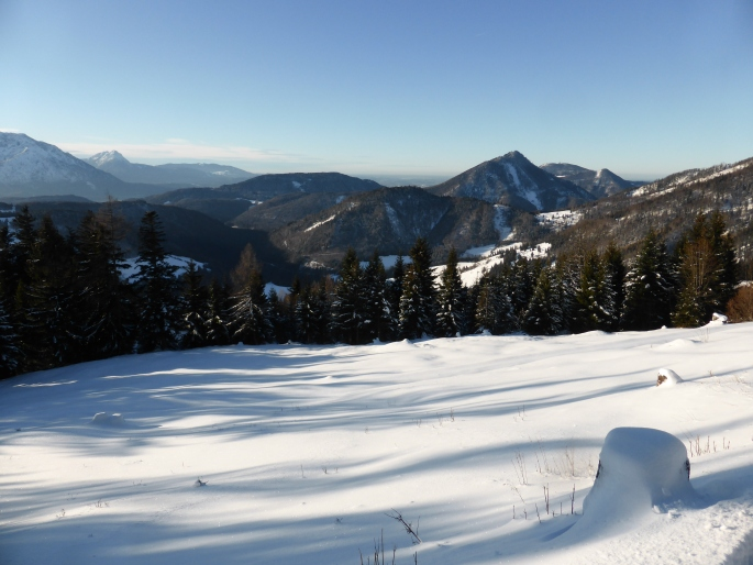 Foto: Manfred Karl / Skitour / Wieserhörndl – Ohne Piste? / 25.01.2016 21:19:49
