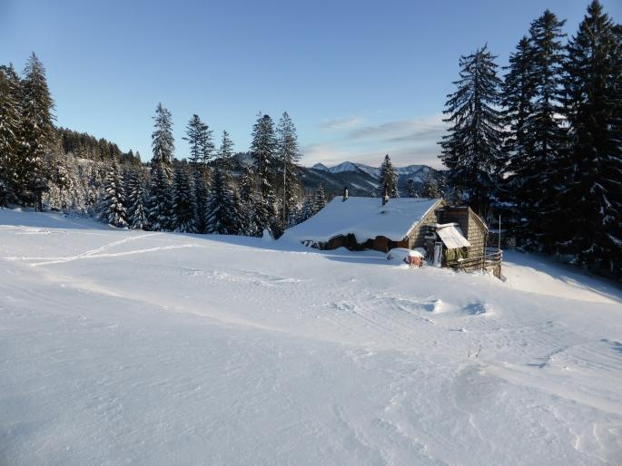 Foto: Manfred Karl / Skitour / Wieserhörndl – Ohne Piste? / 25.01.2016 21:19:39
