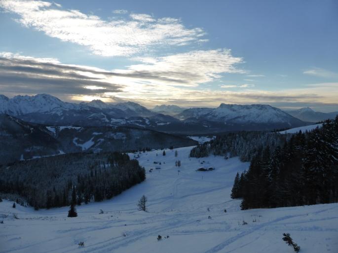 Foto: Manfred Karl / Skitour / Wieserhörndl – Ohne Piste? / 25.01.2016 21:19:32