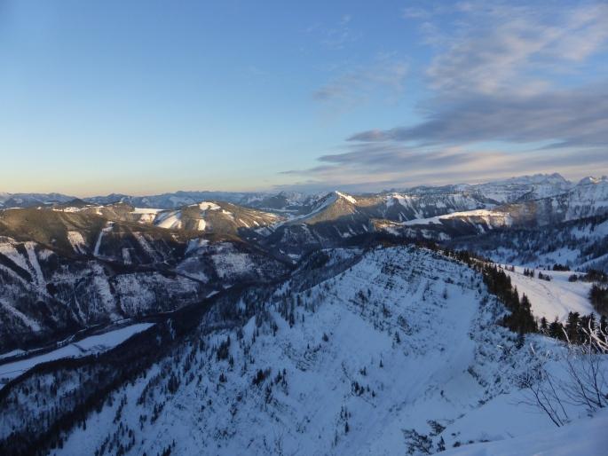 Foto: Manfred Karl / Skitour / Wieserhörndl – Ohne Piste? / 25.01.2016 21:18:49