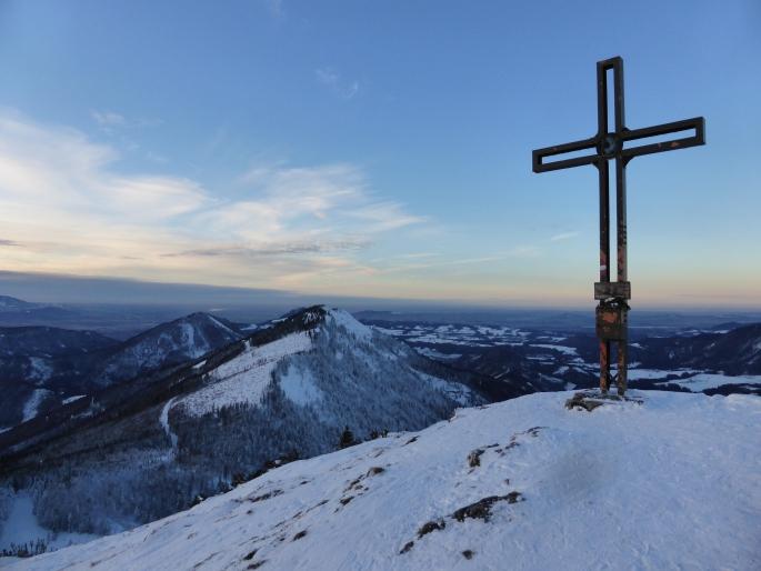 Foto: Manfred Karl / Skitour / Wieserhörndl – Ohne Piste? / 25.01.2016 21:18:36