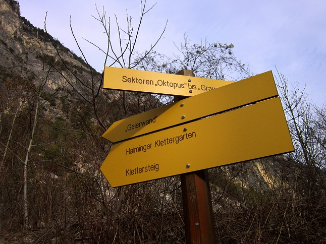 Klettersteig Geierwand : Fotogalerie tourfotos fotos zur klettersteig tour