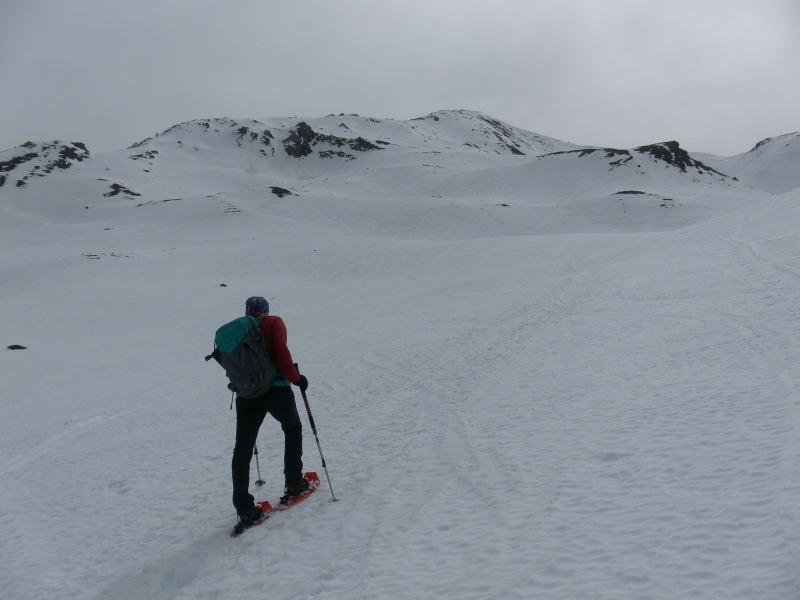 Foto: Wolfgang Lauschensky / Schneeschuhtour / Vennspitze und Padauner Berg / Klausen unter der Vennspitze / 07.04.2016 14:46:03