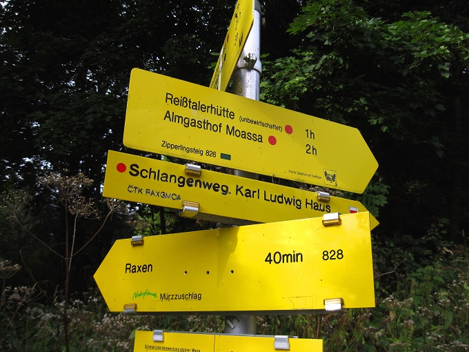 Foto: Andreas Koller / Klettersteig Tour / Bismarcksteig und Predigtstuhl (1902m) / 29.04.2016 19:20:48