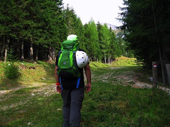Foto: Andreas Koller / Klettersteig Tour / Bismarcksteig und Predigtstuhl (1902m) / 29.04.2016 19:20:42