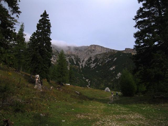 Foto: Andreas Koller / Klettersteig Tour / Bismarcksteig und Predigtstuhl (1902m) / 29.04.2016 19:20:36