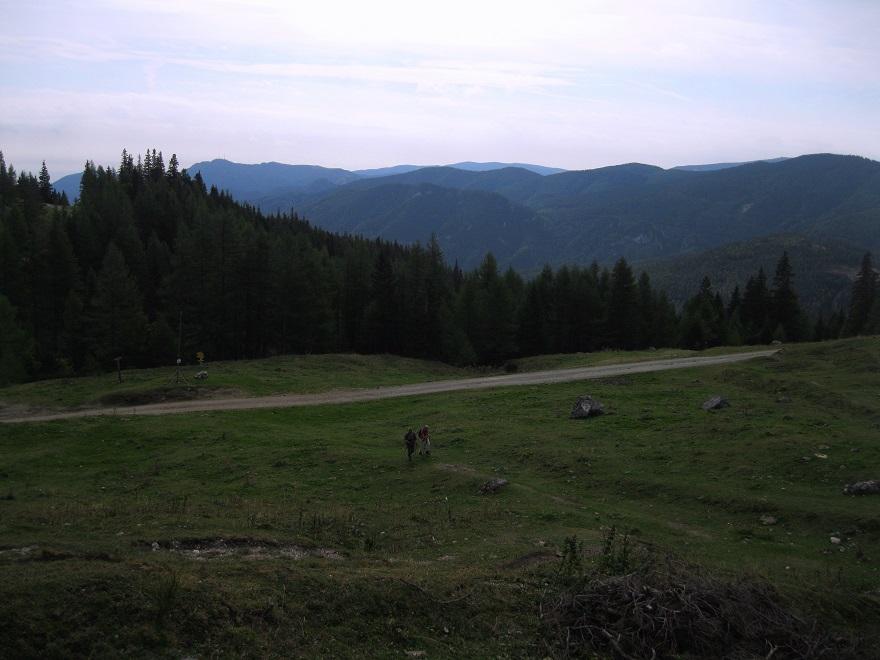 Foto: Andreas Koller / Klettersteig Tour / Bismarcksteig und Predigtstuhl (1902m) / 29.04.2016 19:20:07