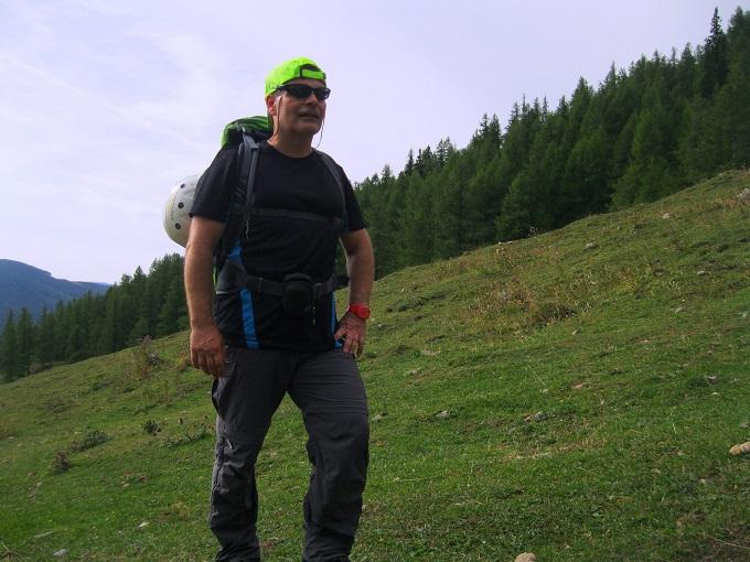 Foto: Andreas Koller / Klettersteig Tour / Bismarcksteig und Predigtstuhl (1902m) / 29.04.2016 19:19:59