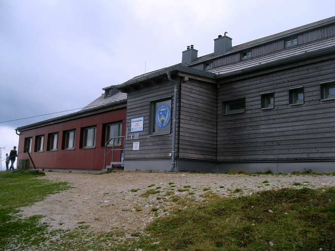Foto: Andreas Koller / Klettersteig Tour / Bismarcksteig und Predigtstuhl (1902m) / Karl Ludwig Haus / 29.04.2016 19:19:36