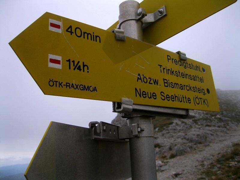 Foto: Andreas Koller / Klettersteig Tour / Bismarcksteig und Predigtstuhl (1902m) / 29.04.2016 19:19:08