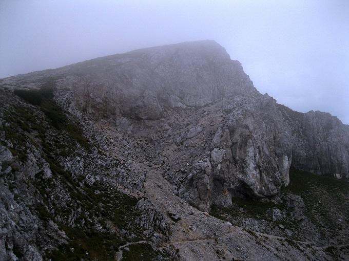 Foto: Andreas Koller / Klettersteig Tour / Bismarcksteig und Predigtstuhl (1902m) / Predigtstuhl / 29.04.2016 19:18:39