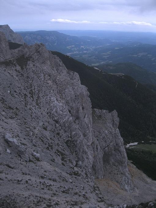 Foto: Andreas Koller / Klettersteig Tour / Bismarcksteig und Predigtstuhl (1902m) / 29.04.2016 19:18:25