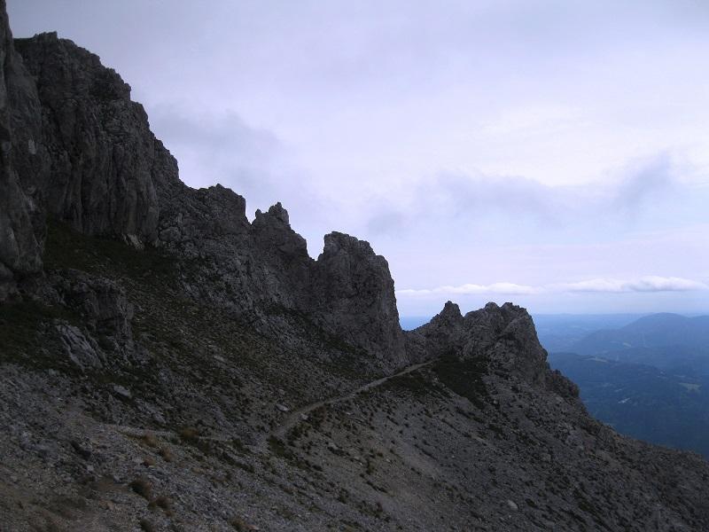 Foto: Andreas Koller / Klettersteig Tour / Bismarcksteig und Predigtstuhl (1902m) / 29.04.2016 19:17:10
