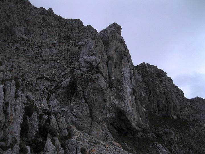 Foto: Andreas Koller / Klettersteig Tour / Bismarcksteig und Predigtstuhl (1902m) / 29.04.2016 19:17:02