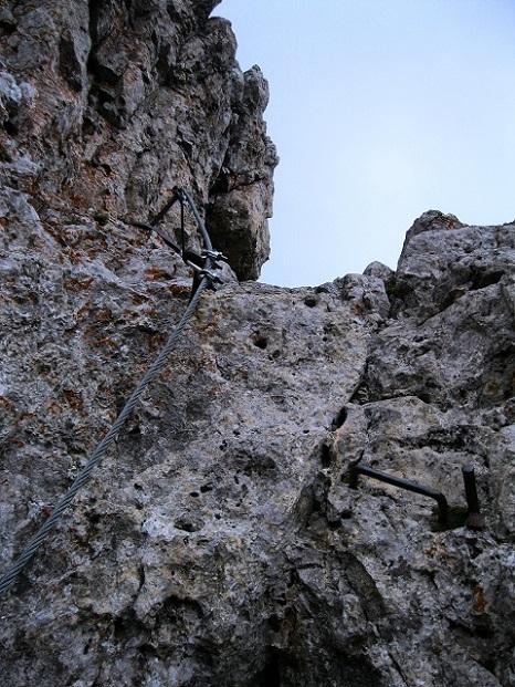 Foto: Andreas Koller / Klettersteig Tour / Bismarcksteig und Predigtstuhl (1902m) / 29.04.2016 19:16:33