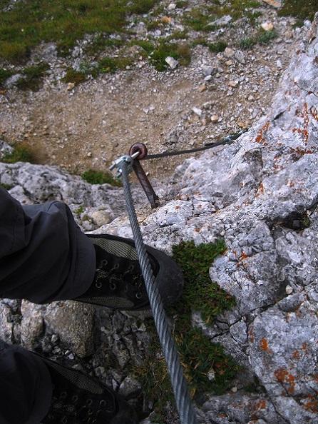 Foto: Andreas Koller / Klettersteig Tour / Bismarcksteig und Predigtstuhl (1902m) / 29.04.2016 19:16:23