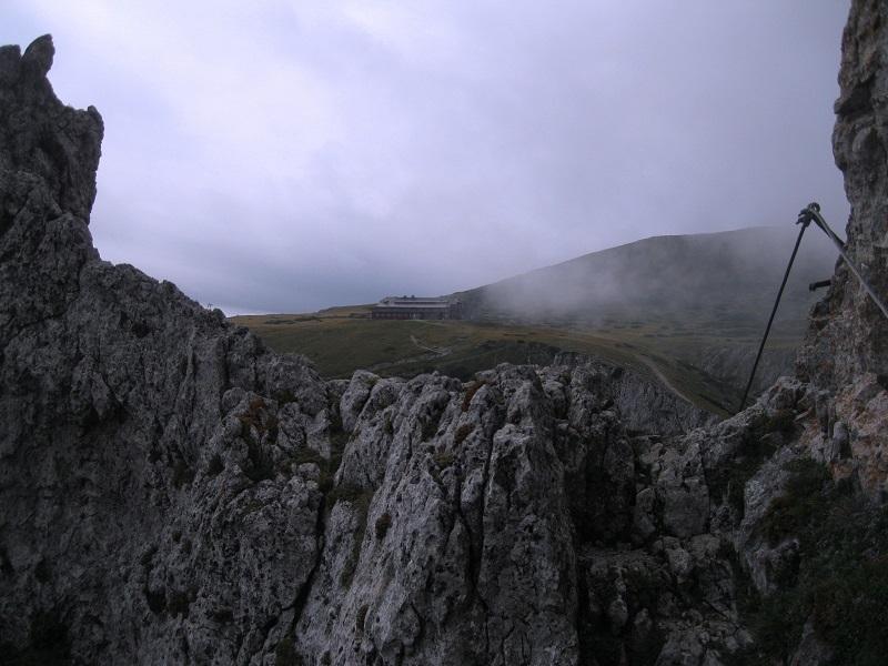 Foto: Andreas Koller / Klettersteig Tour / Bismarcksteig und Predigtstuhl (1902m) / 29.04.2016 19:16:15