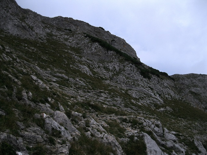 Foto: Andreas Koller / Klettersteig Tour / Bismarcksteig und Predigtstuhl (1902m) / 29.04.2016 19:16:07