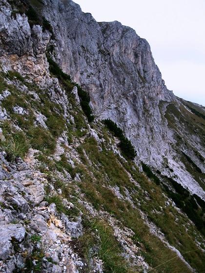 Foto: Andreas Koller / Klettersteig Tour / Bismarcksteig und Predigtstuhl (1902m) / 29.04.2016 19:15:43