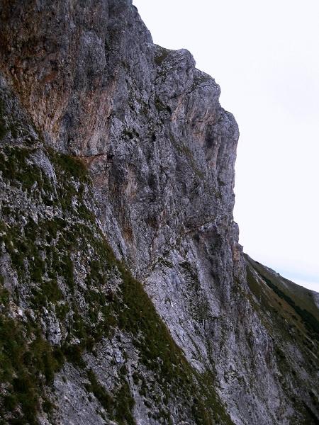 Foto: Andreas Koller / Klettersteig Tour / Bismarcksteig und Predigtstuhl (1902m) / 29.04.2016 19:15:35