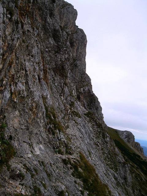 Foto: Andreas Koller / Klettersteig Tour / Bismarcksteig und Predigtstuhl (1902m) / 29.04.2016 19:15:20