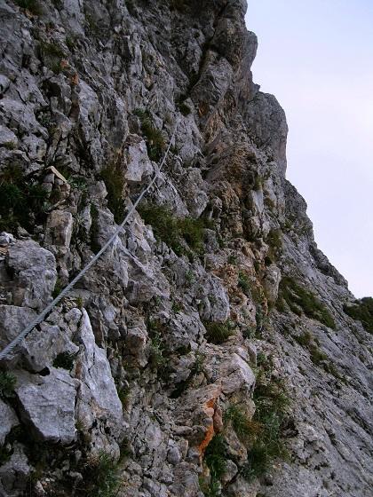 Foto: Andreas Koller / Klettersteig Tour / Bismarcksteig und Predigtstuhl (1902m) / 29.04.2016 19:15:11